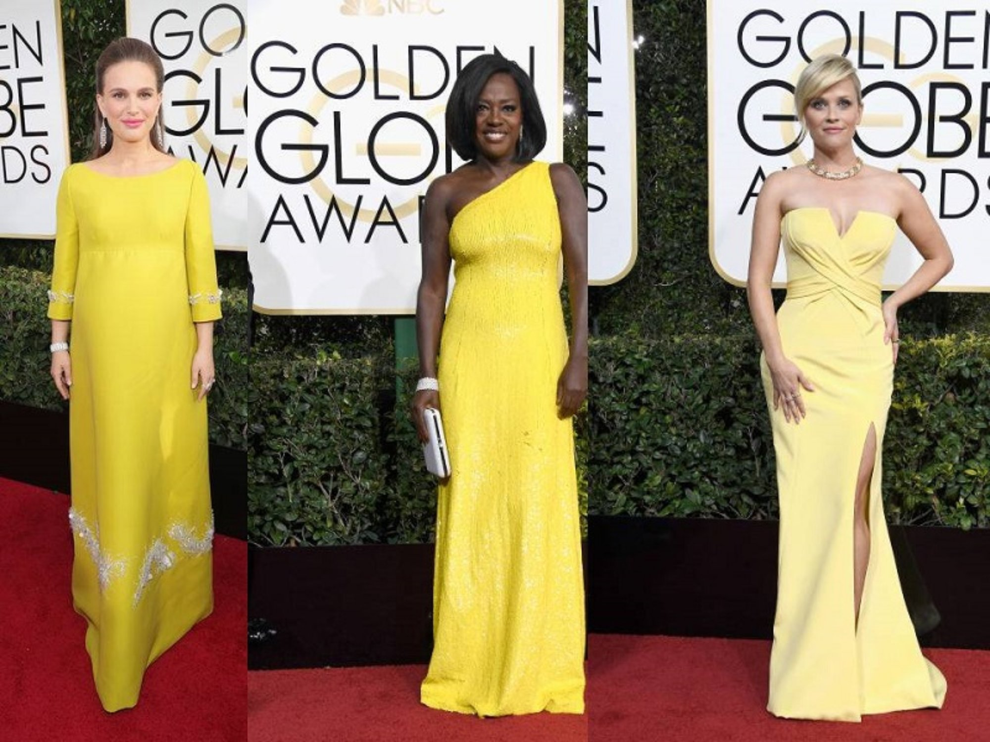 Sexy outfits golden globes — photo 11