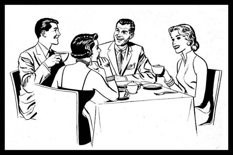 Galateo solo regole o anche buon senso giovanna vitacca - Bon ton a tavola regole ...