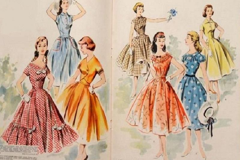 Fifties Style  lo stile anni  50 che non passa mai di moda ... fee6277f111