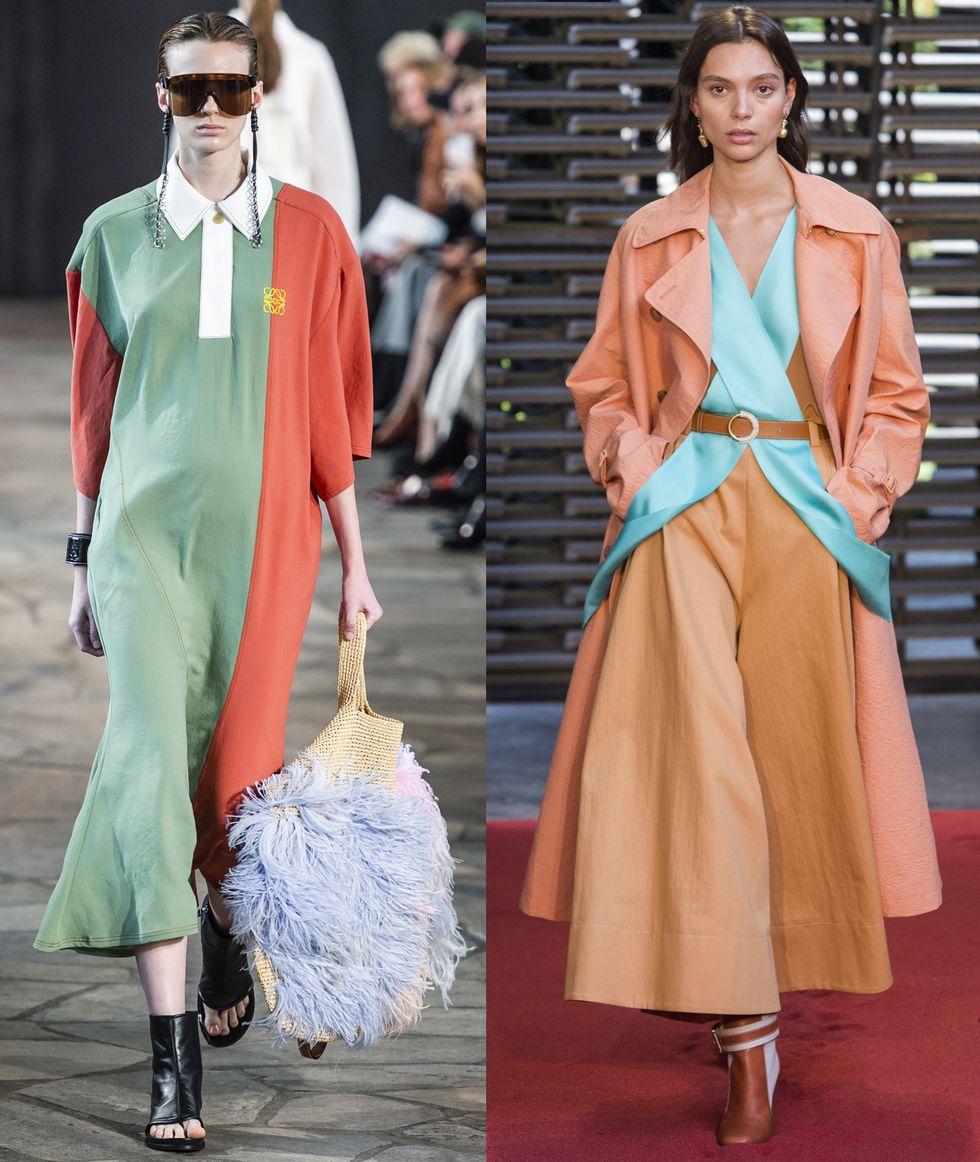 c90333e87761 LIVING CORAL è il colore che dominerà il 2019...non solo nella moda ...